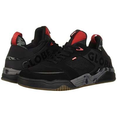 Globe Tilt Evo (Black/Red/Camo) Men