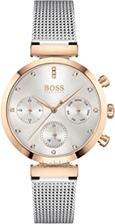Hugo BOSS Women's Analogue Quartz Watch with Stainless Steel Strap 1502551