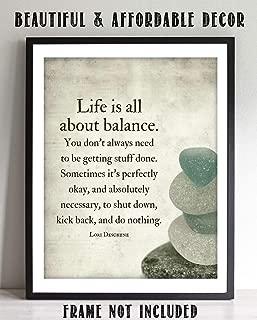 balance art and nature