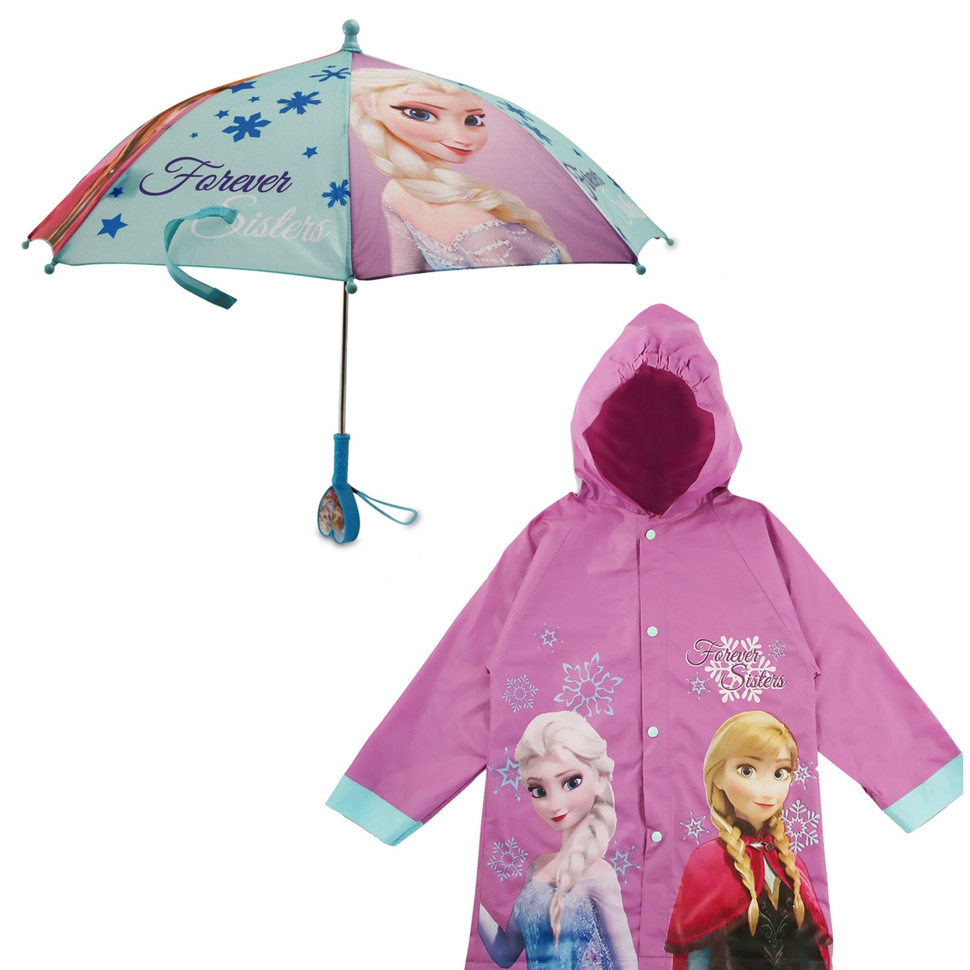 Disney Assorted Characters Umbrella Rainwear