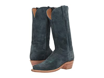 Lucchese Eleanor (Turquoise) Cowboy Boots
