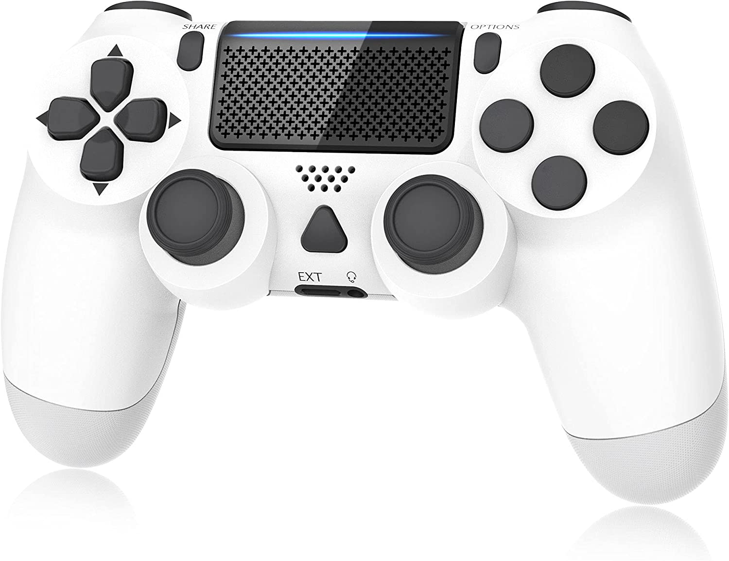 Wireless Controller Portland Mall for PS4 Y Team Game Latest item Joystick Dual Vibration