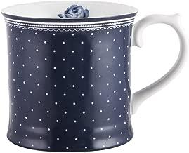 Katie Alice Vintage Indigo Spot Tankard Mug