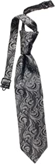 Toddler Boys Imperial Paisley Pre Tied Neck - Dress Ties, Several Colors