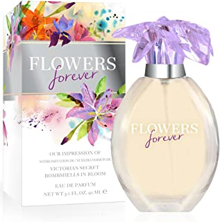 Flowers Forever Women's Eau De Parfum Spray 2.7 Fl. Oz. - Impression of Victoria's Secret...