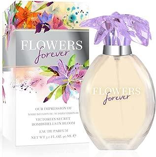 Flowers Forever Women's Eau De Parfum Spray 2.7 Fl. Oz. - Impression of Victoria's Secret Bombshells In Bloom