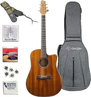 Antonio Giuliani DN Steel-String Dreadnought Cutout Acoustic Guitar (DN-1 Clearance)