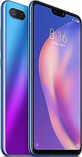 Xiaomi Mi 8 Lite Dual SIM - 64GB, 4GB RAM, 4G LTE, Aurora Blue - International Version