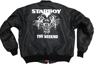 weeknd starboy jacket