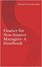 Finance for Non-finance Managers- A Handbook
