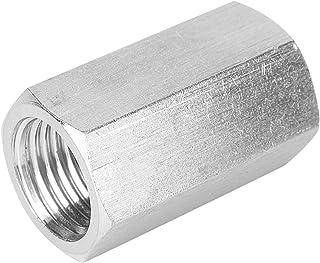 """Roestvrijstalen staafadapter die past Nauwkeurige schroefdraad zeskantmoer voor pijpverbinding voor gasleiding(1/2"""")"""