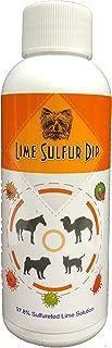 Lime Sulfur Dip