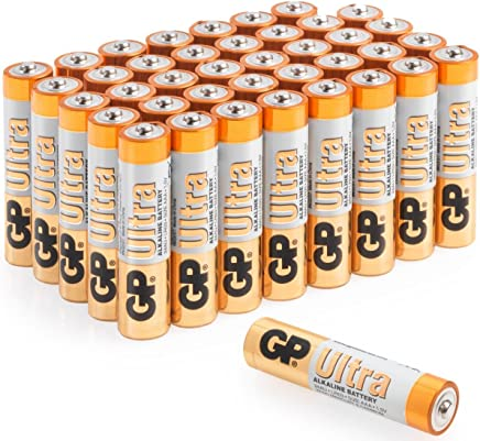 AAA Batteries |Pack of 40|GP Batteries|Superb operating time| 1.5V – Micro – Mini – Penlite – AM4 – LR03  -MX2400 – UM4 – 24A