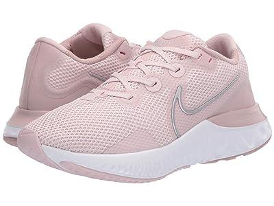 Nike Renew Run (Barely Rose/Metallic Bronze Red/White) Women