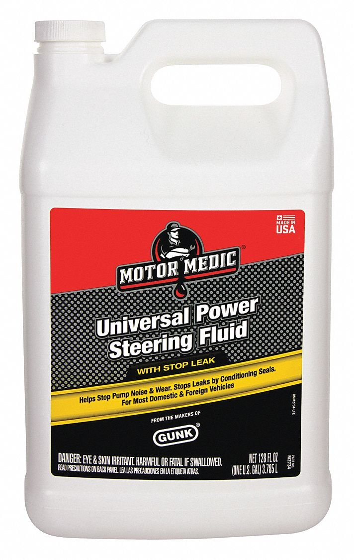 Motor Medic por Gunk m1815 aceite Tratamiento con Fango Guard & Stop Leak – 15 oz por motormedic: Amazon.es: Coche y moto