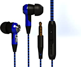 Spinz PS4 - Playstation 4 Earbuds/Headset w/Mic - Made Specially for The PS4 and PS4 PRO Headphone