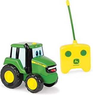 John Deere Remote Control Johnny Tractor Toy