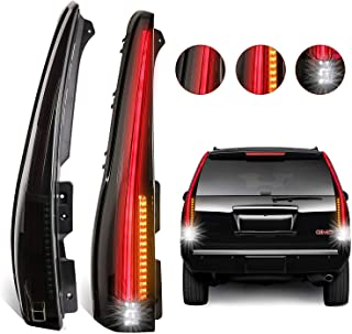Best 2005 cadillac deville tail light replacement Reviews