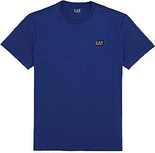 EA7 Cotton 4 Short Sleeve T-Shirt