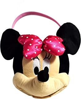 Minnie Mouse Medium Plush Basket