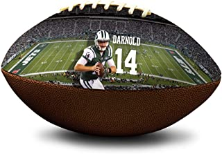 Sam Darnold New York Jets NFL Full Size Official Licensed Football