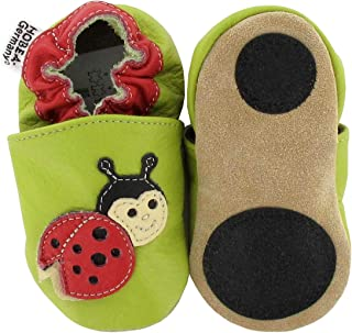 Kinder Hausschuhe mit Tiermotiv: Biene 12-18 Mon Gr/ö/ße: 20//21 HOBEA-Germany Baby Lauflernschuhe Tiermotiv mit Anti-Rutsch-Sohle