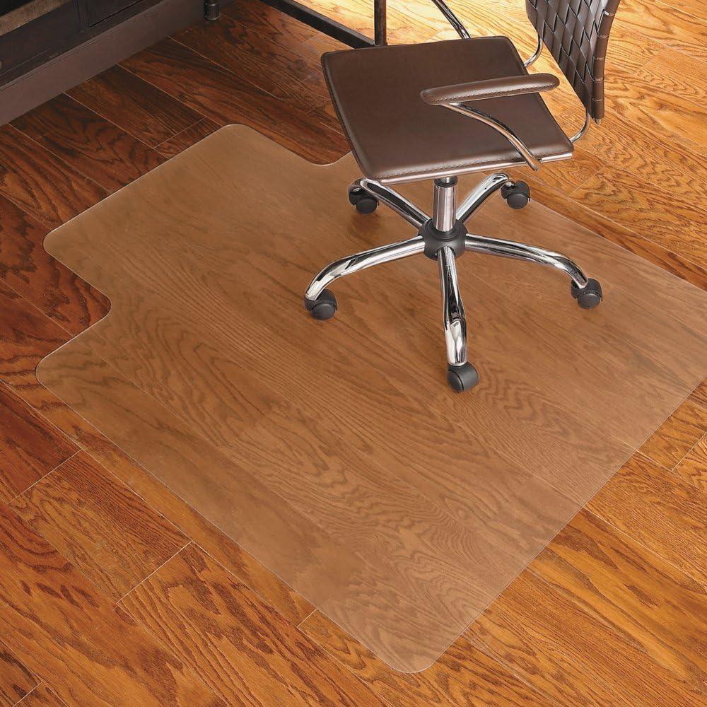 ES Robbins 131823 45x53 Lip Chair Miami Mall Economy F Series for Hard Milwaukee Mall Mat