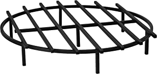 SteelFreak Classic Round Fire Pit Grate, 30 Inch Diameter - Made in The USA