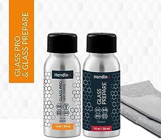 Hendlex Repelente De Agua Y Polvo Para Cristales De Coches | Kit