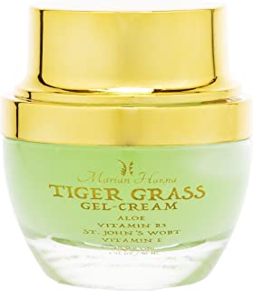 MARIAN HANNA Tiger Grass Cream   Color Correct   Repair   Centella Asiatica   Vitamin E  Skin Brightening  ...