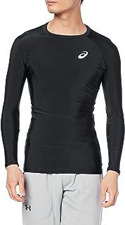 [アシックス] 【Amazon.co.jp限定】トレーニングウエア ベースレイヤー長袖シャツ UV機能付き 2033A661