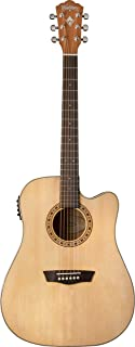 Best washburn acoustic electric guitar price Reviews