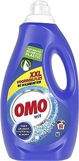 Omo Semi-geconcentreerd Wit Wasmiddel - 80 wasbeurten - 1 x 4 Liter