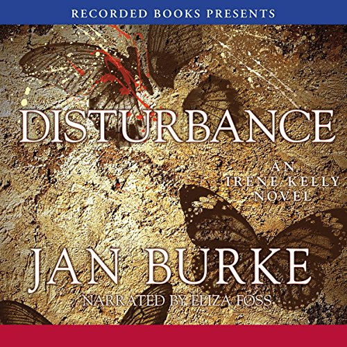 Disturbance audiobook cover art