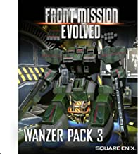 Front Mission Evolved Wanzer Pack 3 [Download]