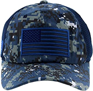 camo trucker hat mesh