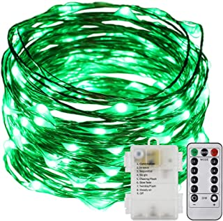 Best green outdoor string lights Reviews