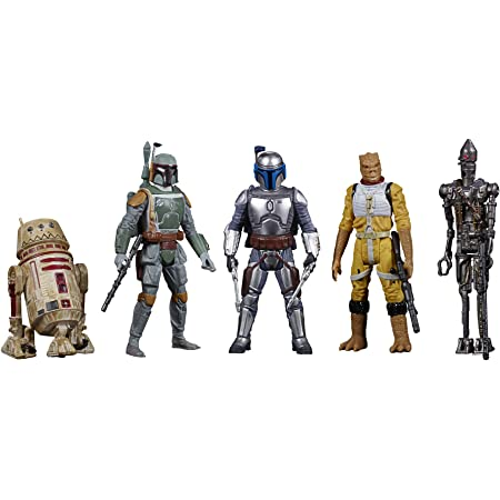 Star Wars - Pack cazarrecompensas 9,5cm