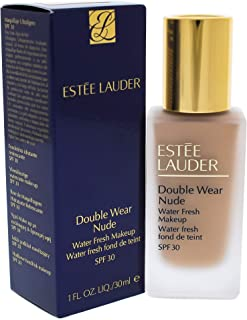 ESTEE LAUDER 3-in-1 SPF 30 Double Wear Nude Water Fresh Foundation, Ivory Beige
