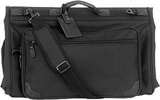 """Tri-fold Garment Bag (Black) (45""""L x 2 1/4""""W x 22 1/4""""H)"""