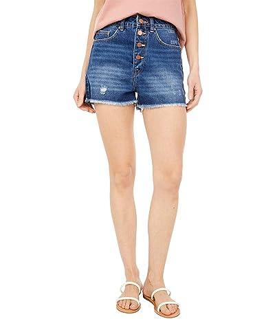 Roxy Lagos Cliff Denim Shorts Women
