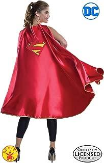 Costume Co Women's DC Superheroes Deluxe Supergirl Cape