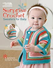 crochet baby surprise jacket