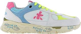 PREMIATA Luxury Fashion Mens MASE4741 White Sneakers   Spring Summer 20