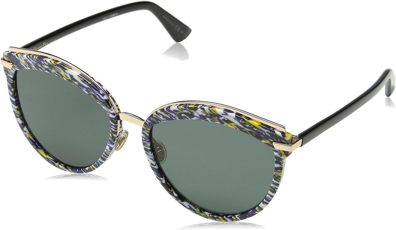 Christian Dior Offset 2 sunglasses color 9N72K Multicolor