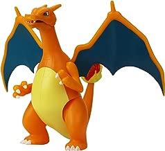 """Pokémon 4.5"""" Battle Feature Figure - Charizard, Orange"""
