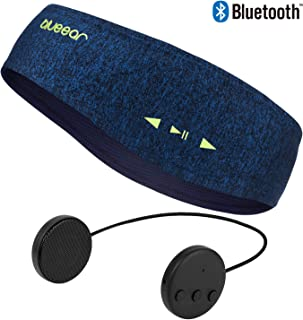 Bluetooth Headband Headphones blueear Wireless Sleepphone Sports Sweatband Hairband (Blue)