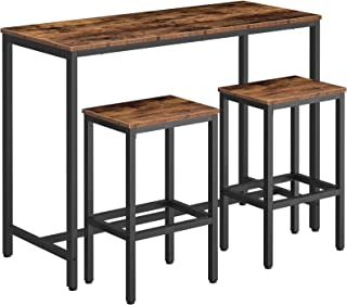 Amazon Com Bar Stool Table
