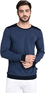 RIGO Men's Solid Slim fit T-Shirt