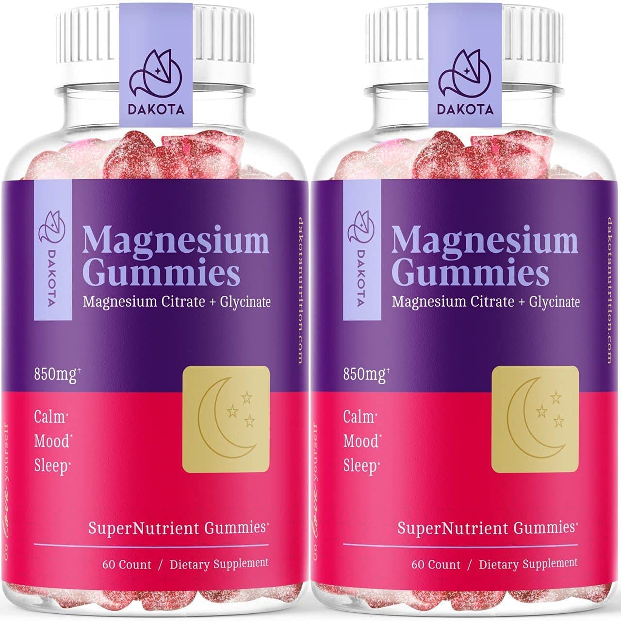Magnesium Glycinate Citrate Gummies Gummy Calm Chewable Max 43% OFF Suppleme 55% OFF
